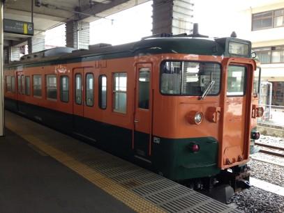 JR関東列車大回りの旅